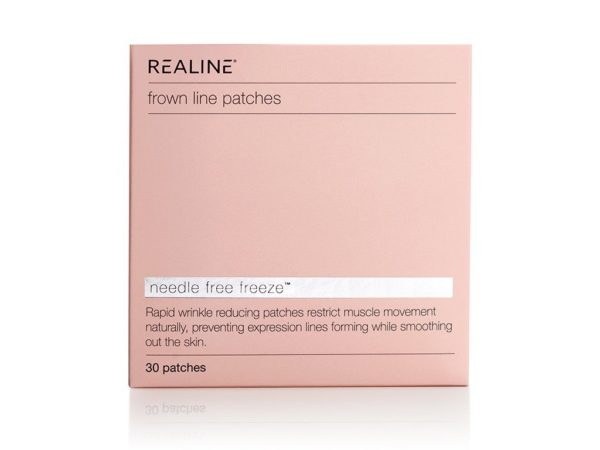 Realine Frown Line Patches