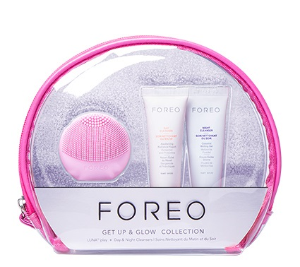 Foreo Gift Set Up & Glow
