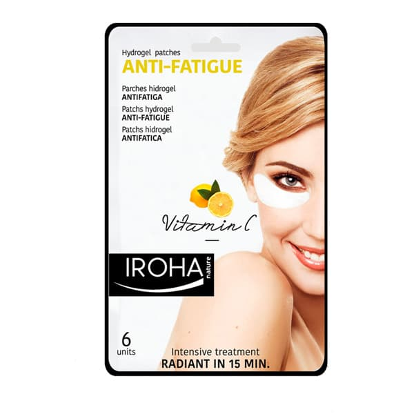 Parches para Ojos de Hidrogel Antifatiga con Vitamina C