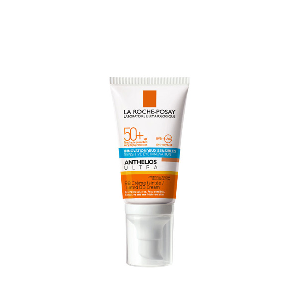 Anthelios Ultra SPF50+ Protector Solar BB Cream con color