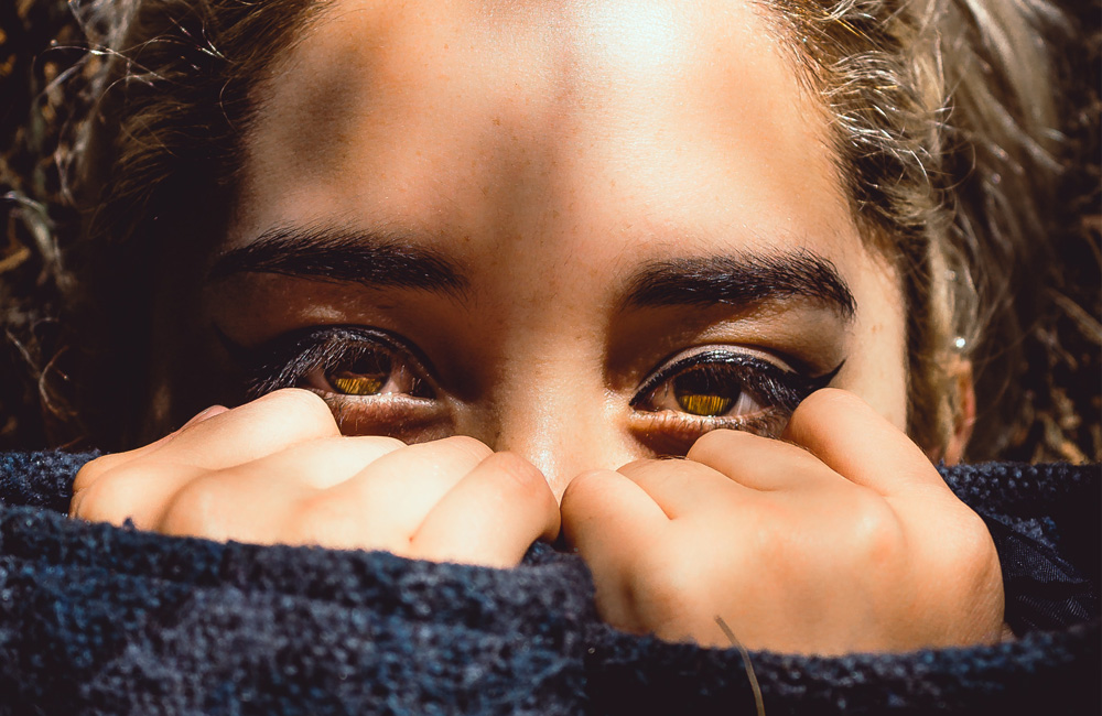 Maquilla tus ojos marrones