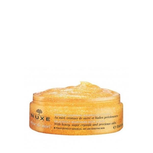 Exfoliante corporal nutritivo Rêve de miel