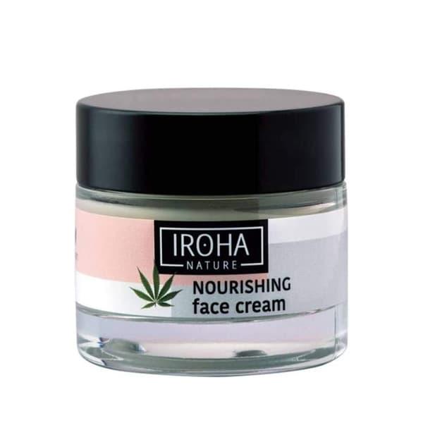 Crema Facial Nutritiva y Protectora con Aceite de Semilla de Cáñamo