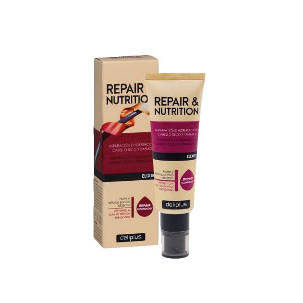 Serum Repair & Nutrition Cabello seco y dañado