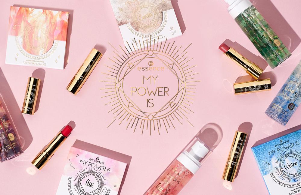 My Power is... la nueva colección de Essence inspirada en los signos del zodiaco