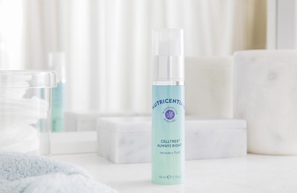 Celltrex® Always Right Recovery Fluid, el nuevo aliado para los rostros cansados