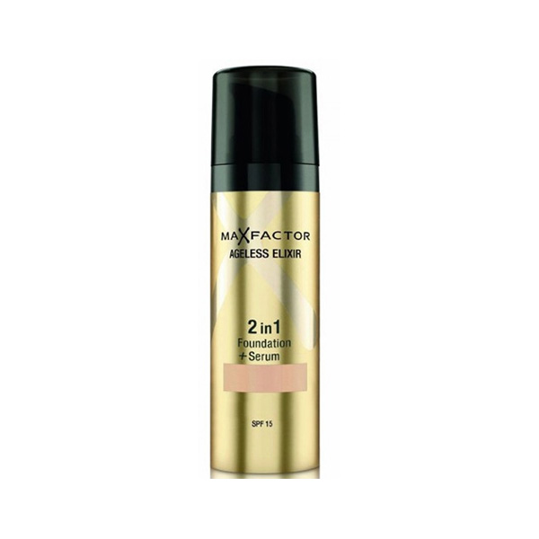 Ageless Elixir 2 in 1 Foundation + Serum