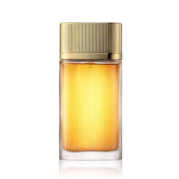 Must de Cartier Gold Eau de parfum