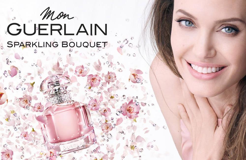 Mon Guerlain Sparkling Bouquet, la radiante sonrisa de Mon Guerlain