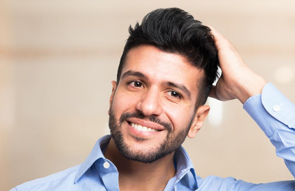Técnicas más utilizadas en injertos de cabello en hombres