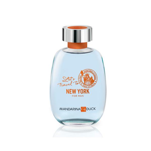 Let's Travel To New York For Man Eau de toilette