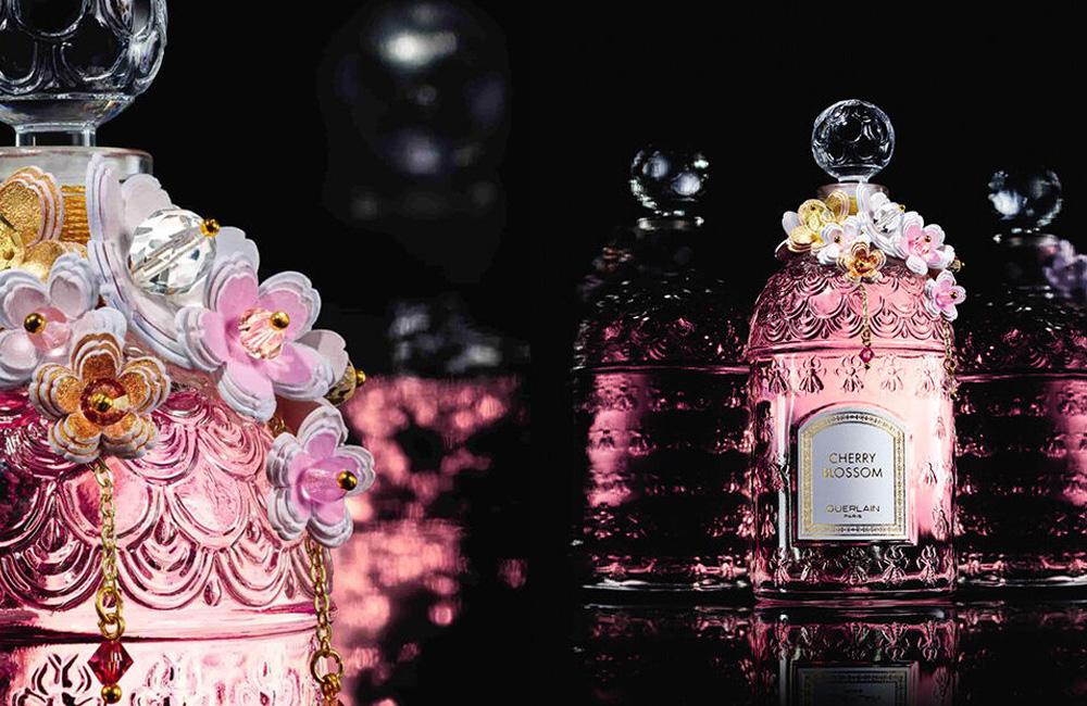 Da la bienvenida a la primavera con Cherry Blossom 2021 Millésime de Guerlain