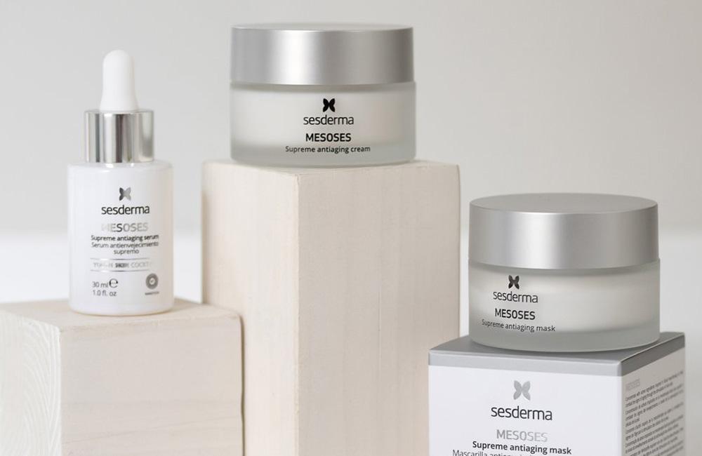 Mesoses de Sesderma, el poder de la mesoterapia en tu piel