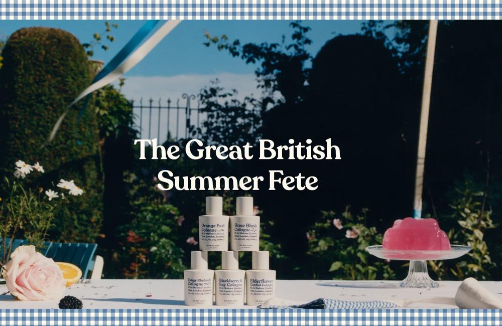Jo Malone capta el verano británico en su nueva colección Marmalade