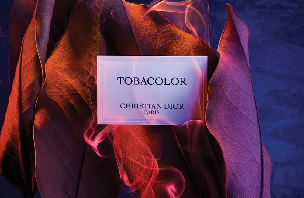 Dior presenta Tobacolor, la fusión perfecta entre lo intenso y lo alegre