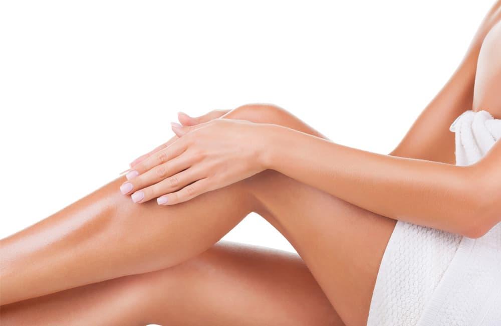 Aprende cómo cuidar la piel tras la depilación
