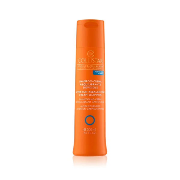 After-Sun Rebalancing Cream-Shampoo