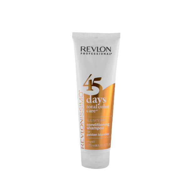 45 Days 2 in 1 Shampoo & Conditioner For Golden Blondes