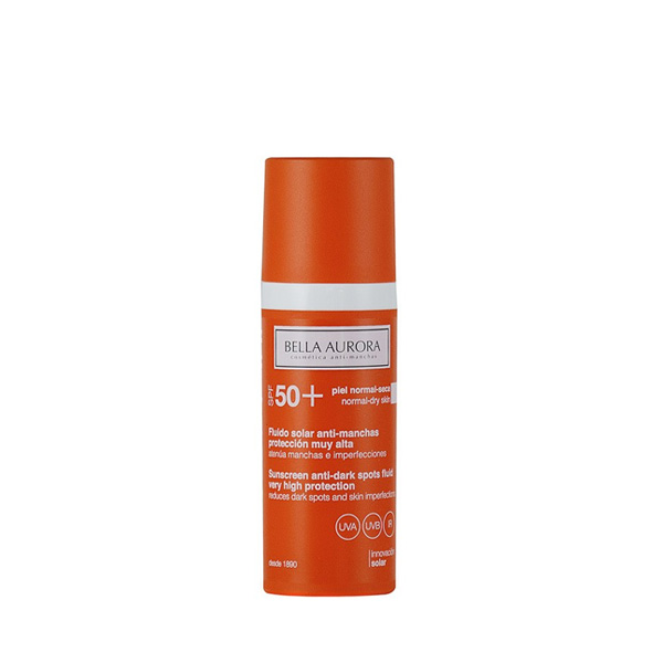 Protector Solar Antimanchas SPF50+ Piel normal-seca