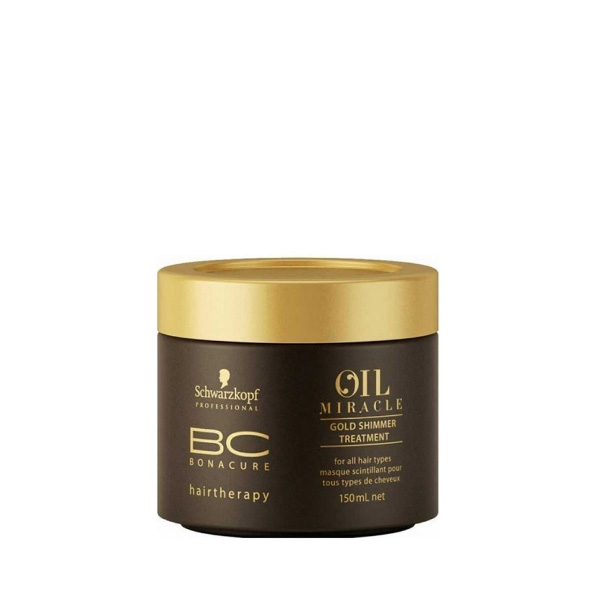 BC Oil Miracle Tratamiento Brillo Dorado
