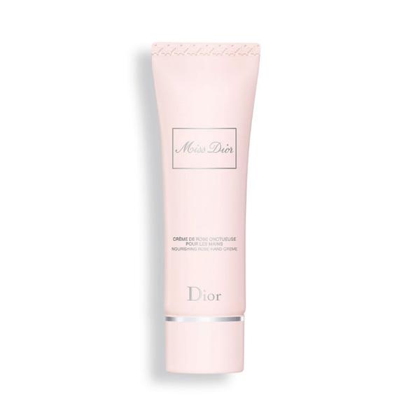 Miss Dior Crema de manos de rosa