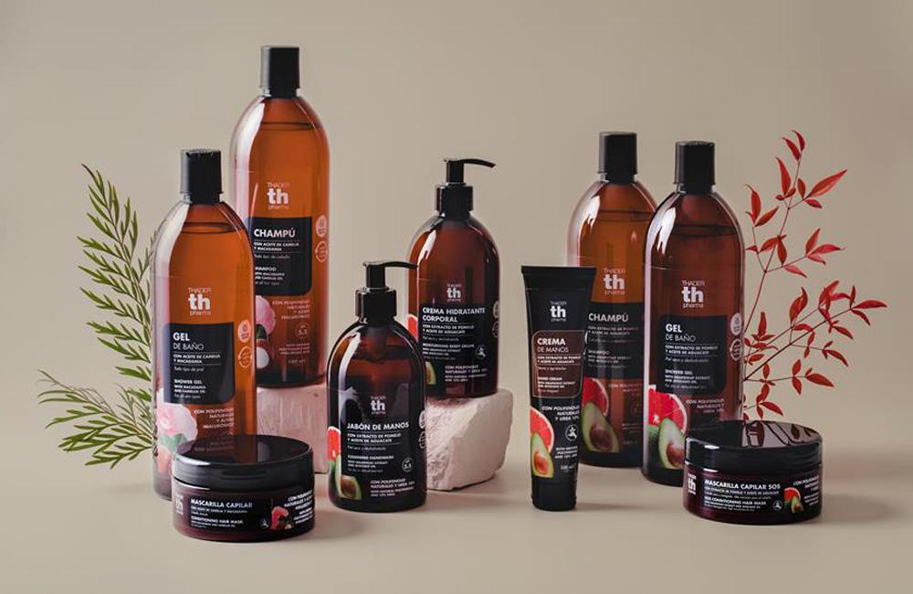 Thader TH Pharma presenta la primera línea en cosmética con polifenoles naturales
