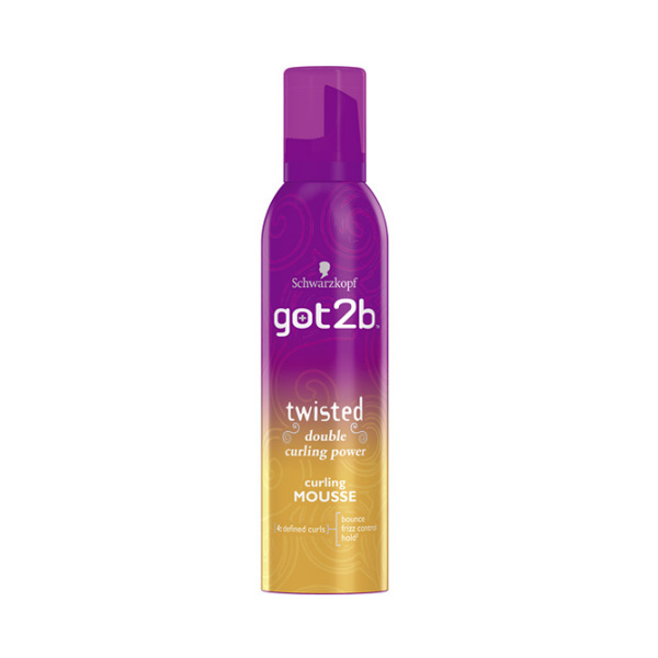 Got2b Twisted Curling Mousse