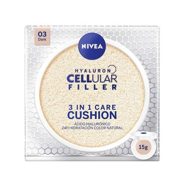 Hyaluron Cellular Filler Cushion 3en1