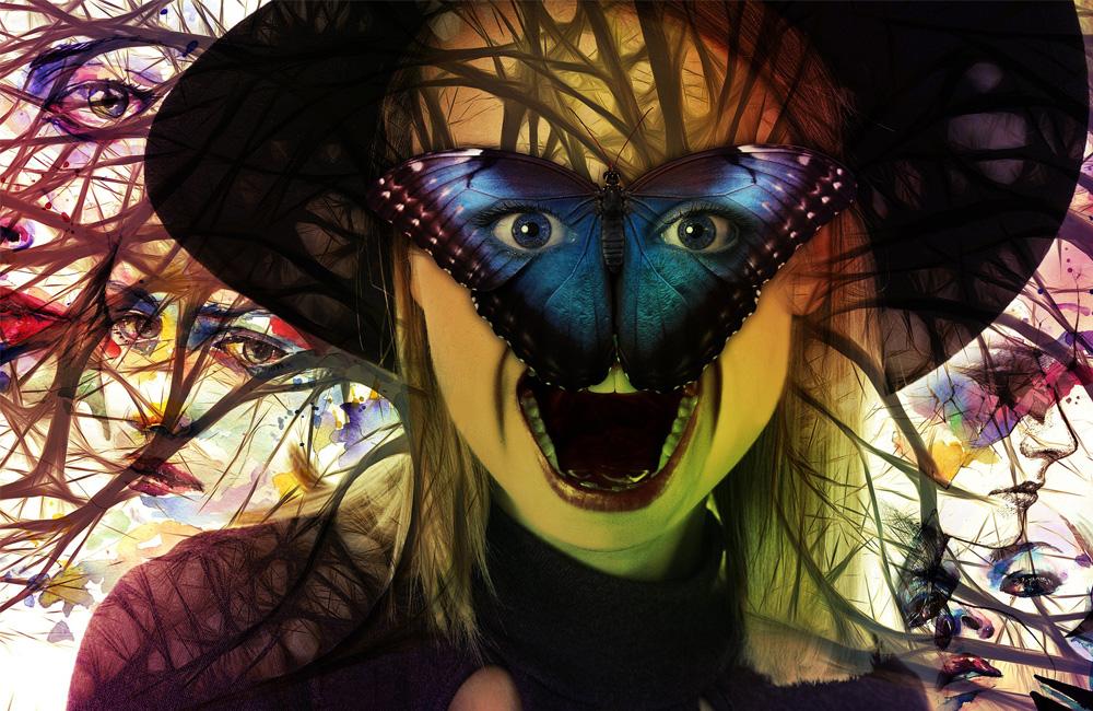 Halloween 2019, los maquillajes más terroríficos