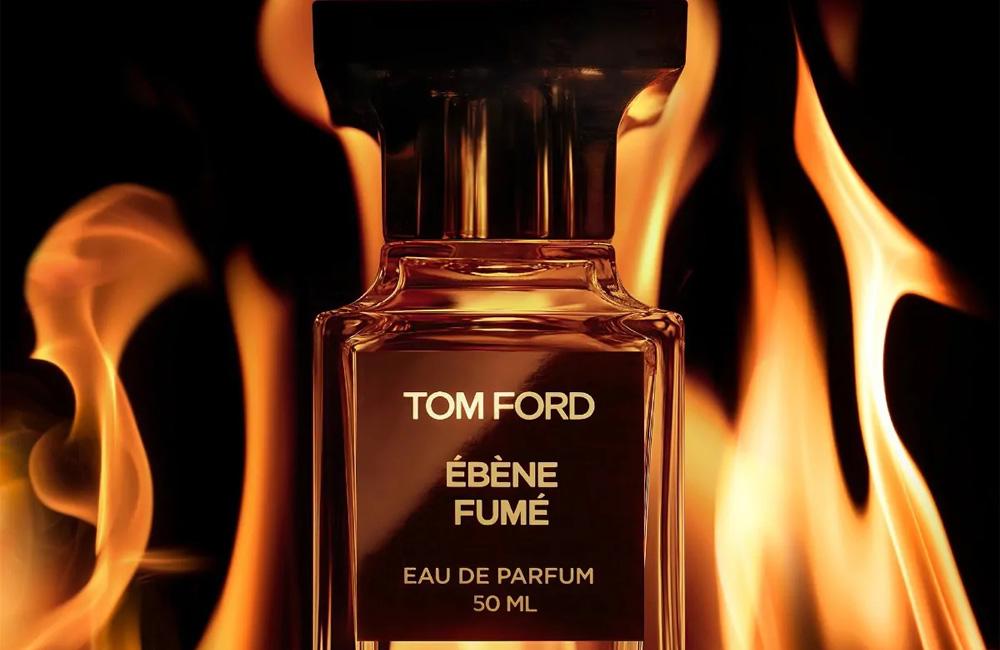 Sumérgete en un viaje místico y espiritual de la mano de Ébène Fumé de Tom Ford