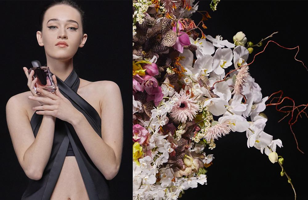 El alma viva de Tokio de la mano de Shiseido con su nueva fragancia Ginza
