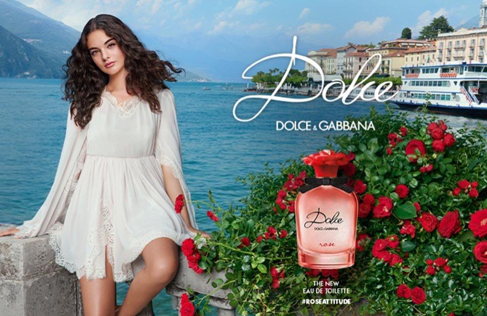 Dolce Rose es la nueva fragancia para primavera de Dolce & Gabbana