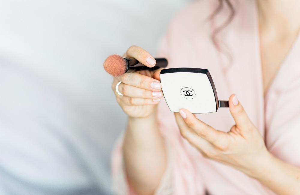 Consigue un maquillaje perfecto con la técnica Draping