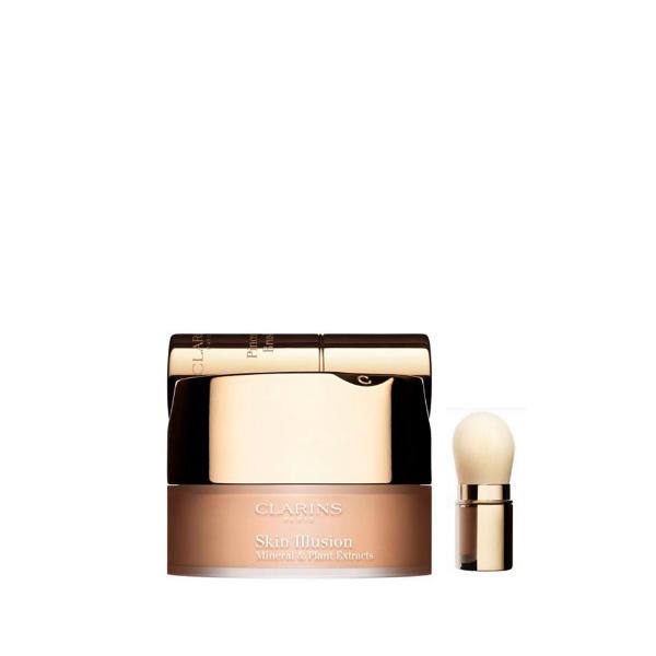 Skin Illusion Base de Maquillaje en Polvo con Extractos de Plantas y Minerales