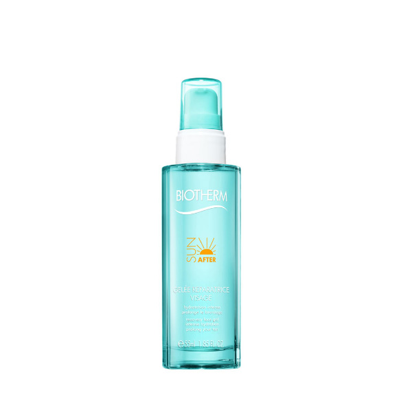 Gel Reparador Facial After Sun con Aloe Vera