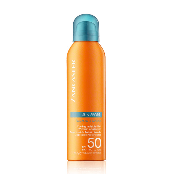 Sun Sport Invisible Mist Wet Skin Application SPF50