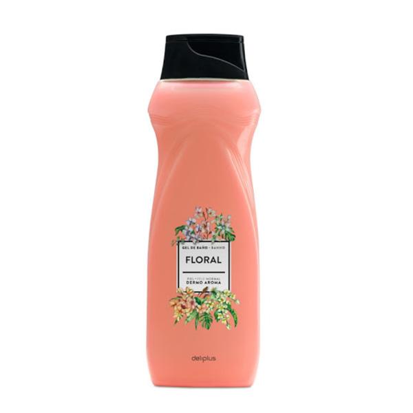 Gel de baño floral Piel normal