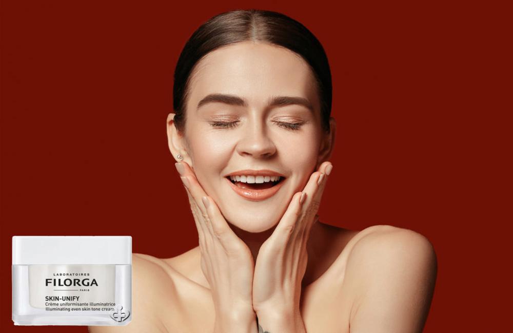 Devuelve la luminosidad al rostro con la nueva gama Skin-Unify de Filorga