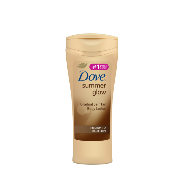 Summer Glow Gradual Self Tan Body Lotion Medium To Dark