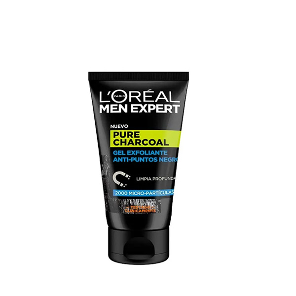 Men Expert Pure Charcoal Scrub