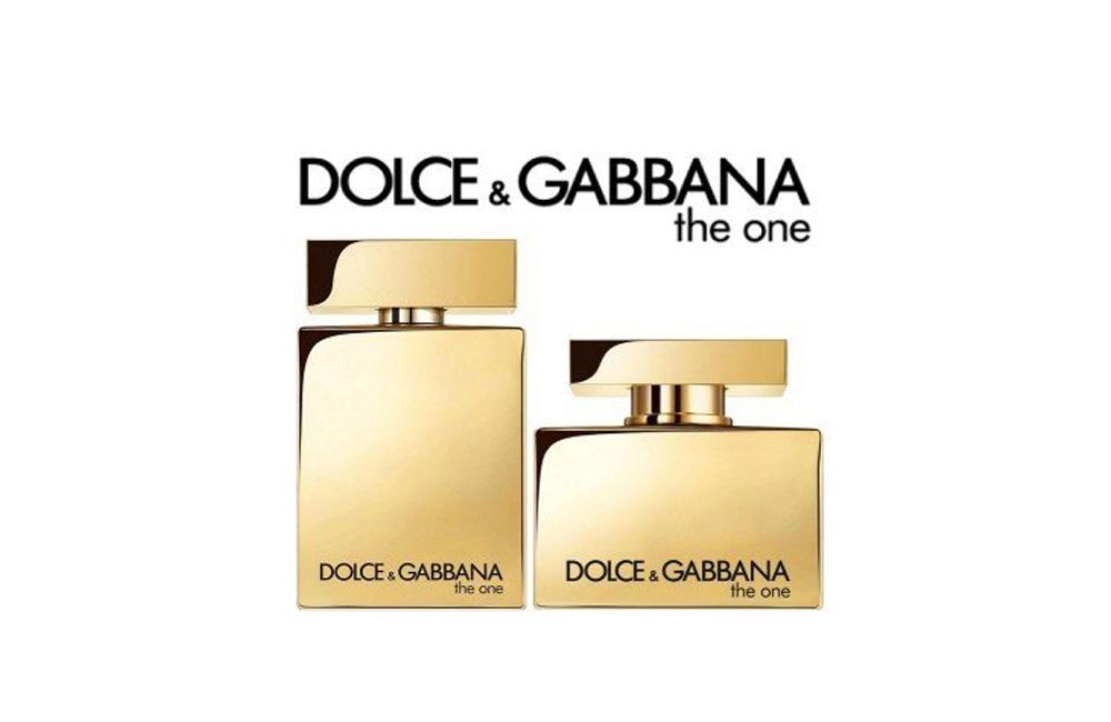 Dejate seducir por el nuevo perfume de Dolce & Gabbana: The One Gold y The One For Men Gold