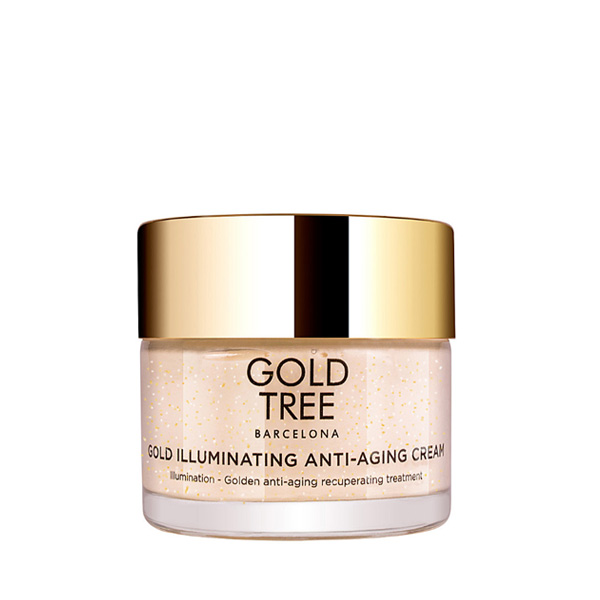 Gold Illuminating Anti-Aging Cream
