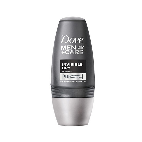 Men+Care Antitraspirante Roll-On Invisible Dry