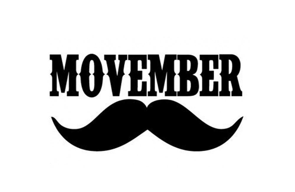 Movember, todo un mes dedicado a la salud de los hombres