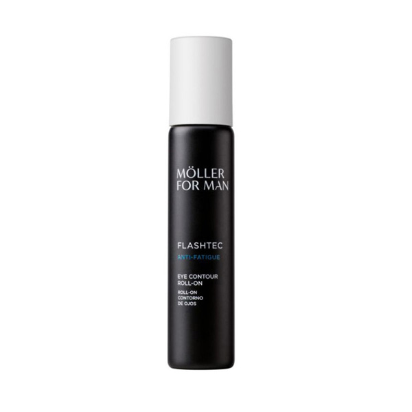 Möller for Man Flashtec Anti-Fatiga Roll-On Contorno de Ojos
