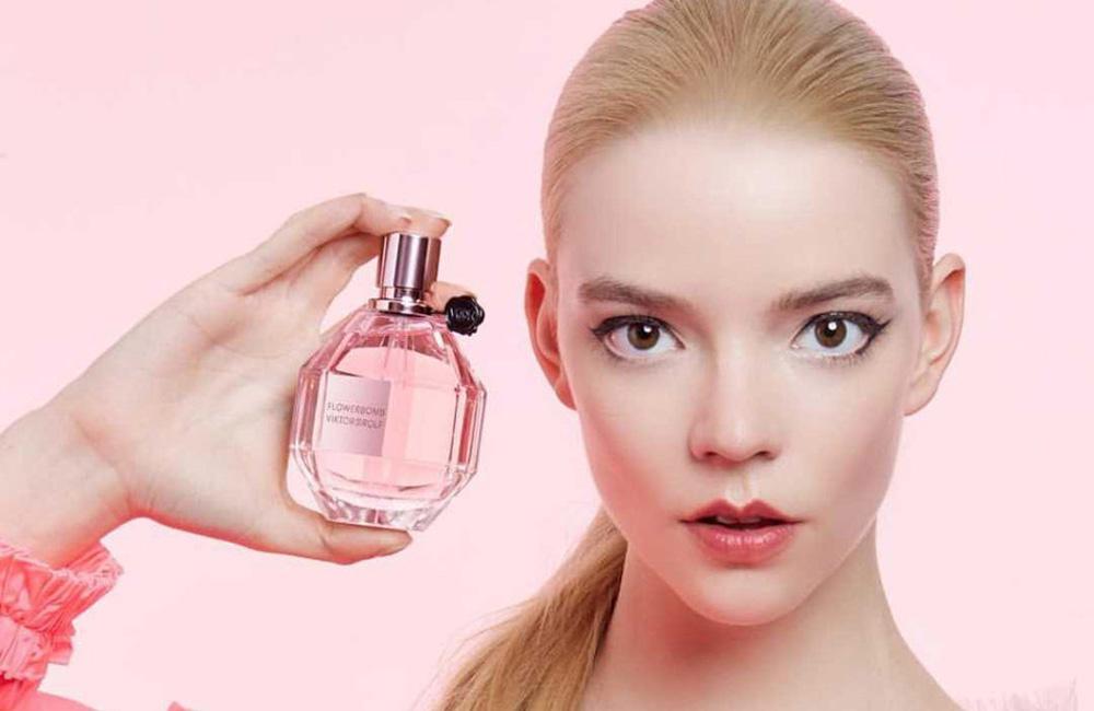Anya Taylor-Joy, nueva imagen para el perfume de Viktor & Rolf