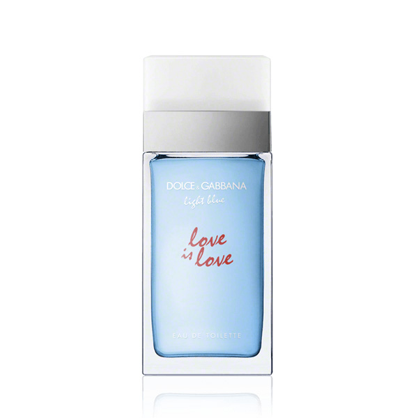 Light Blue Love is Love Eau de toilette