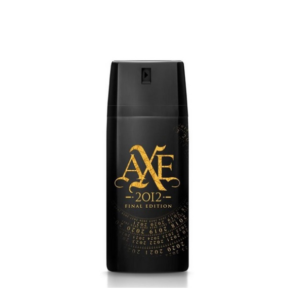 Axe 2012 Final Edition Desodorante spray