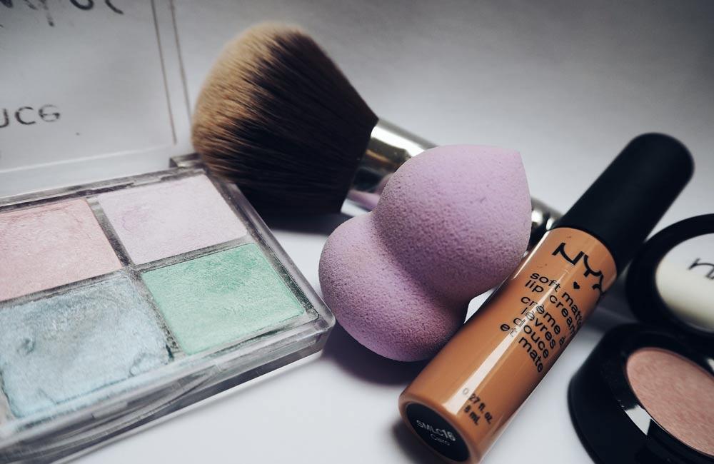 ¿Sabes para qué sirven los diferentes tipos de esponja de maquillaje?