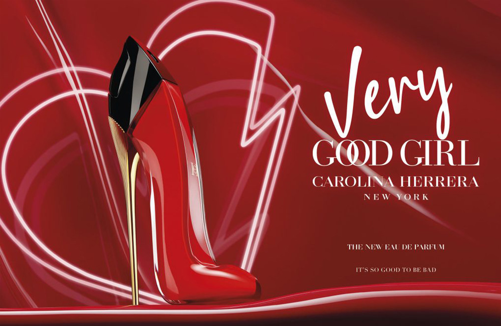 Very Good Girl: La nueva Femme Fatale de Carolina Herrera